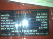 продам генератор 9 кв 3х фазный HONDA